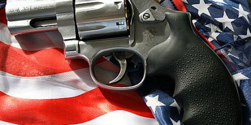 Gun Crime Down, But Americans Think It's Up