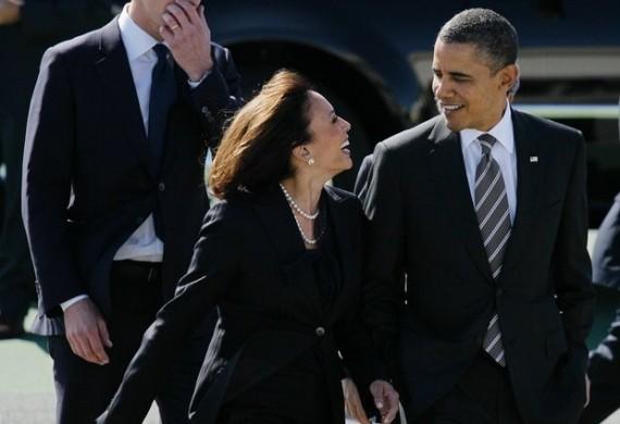 Obama Kamala Harris