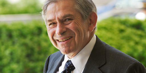 Paul Wolfowitz: Smart Idiot