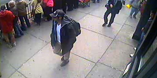 F.B.I Releases Photos & Video Of Two Suspects In Boston Marathon Attack
