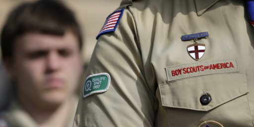 Boy Scouts To Admit Girls