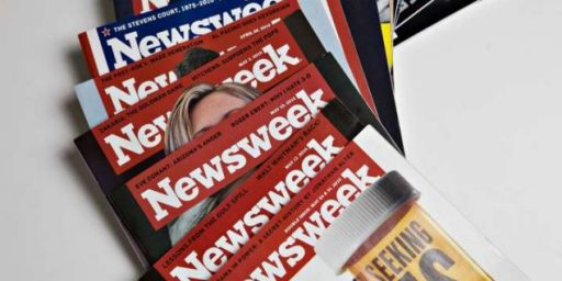 Newsweek Returning To Print