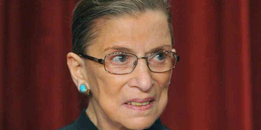 Ruth Bader Ginsburg Attacks Donald Trump, Raising Judicial Ethics Questions