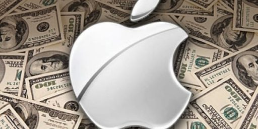 How Apple Avoids Paying Taxes