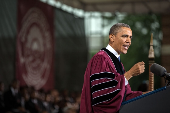 obama-morehouse-whitehouse