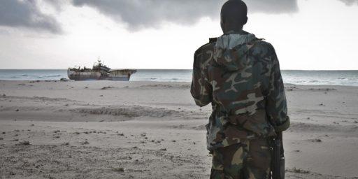 Somali Pirates Take Year Off