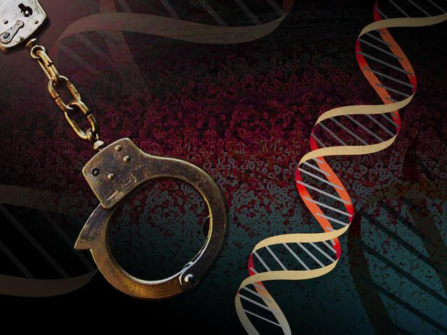 DNA and Handcuffs