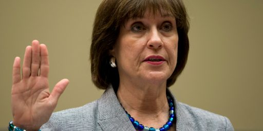 Dept. Of Justice Declines To Charge Lois Lerner In Connection With I.R.S. Targeting Scandal
