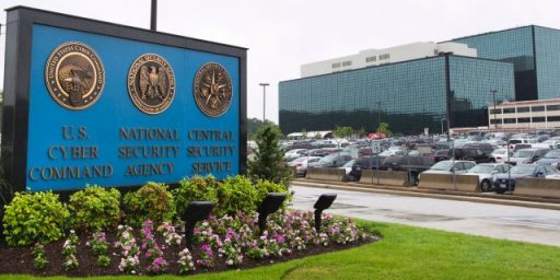 Federal Judge Rules That NSA Metadata Collection Program Likely Unconstitutional