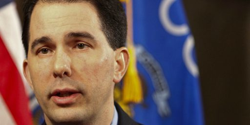 Scott Walker Equivocates On Previous Opposition To Same-Sex Marriage