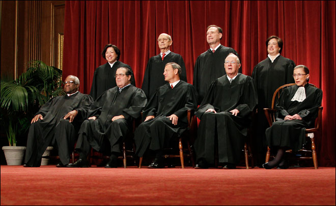 Supreme Court Justices 2