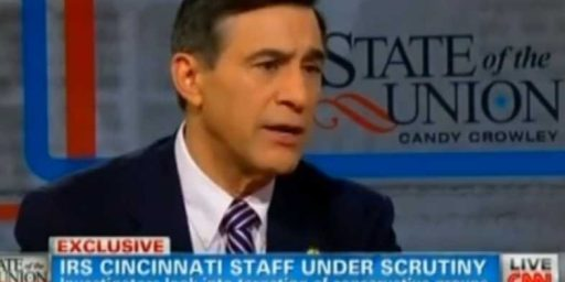 Why Won't Chairman Issa Release The Full Transcripts Of Interviews With IRS Employees?