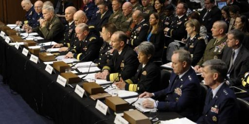 Joint Chiefs Want to Keep Sexual Assault Prosecution Authority