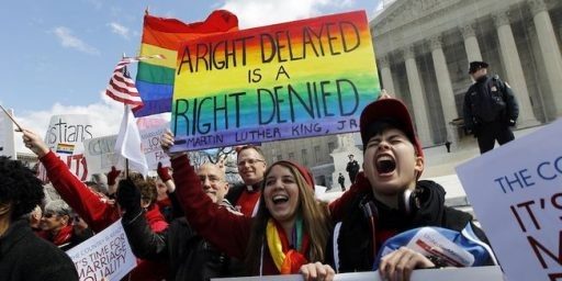Same-Sex Marriage Advances In Arizona, Will Come To Wyoming By Monday UPDATE: Make That Wyoming By Today