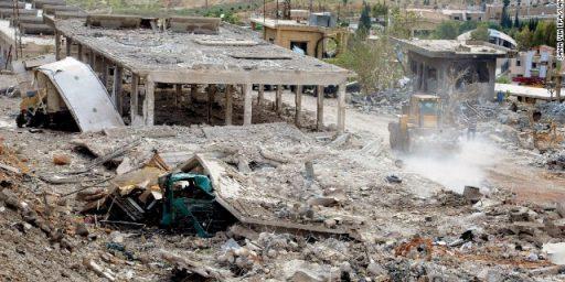 Syria Death Toll at 93,000