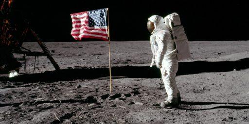 Bill Would Establish National Park At Apollo Landing Sites