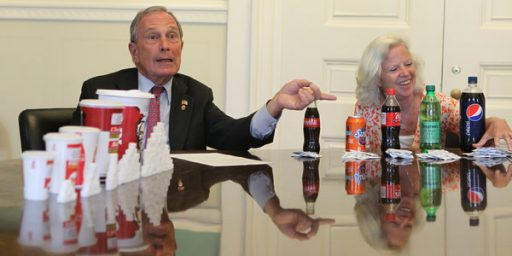 Appellate Court Rules New York Large Sized Soda Ban Unconstitutional