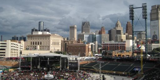 Detroit Files Largest Municipal Bankruptcy In History