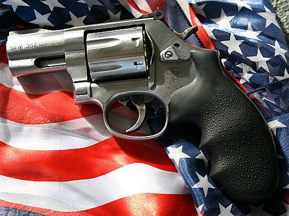 Gun Flag