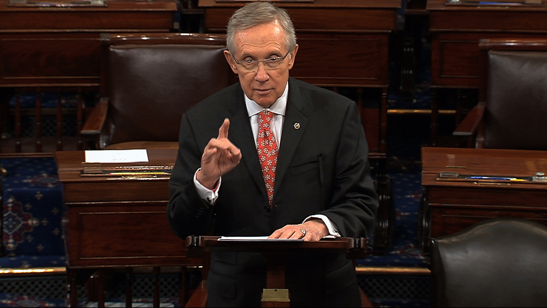 Harry reid outside the beltway for Who are the floor leaders