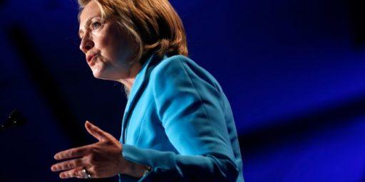 Hillary Leads Everyone In Iowa
