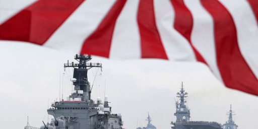 Japan Reassessing Its Military Policy