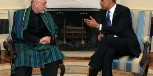 White House: U.S. Will Leave Afghanistan If Karzai Balks On New Troop Deal