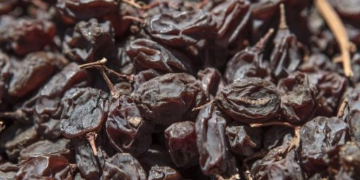 """Why Does The United States Government Need A """"Raisin Reserve?"""""""