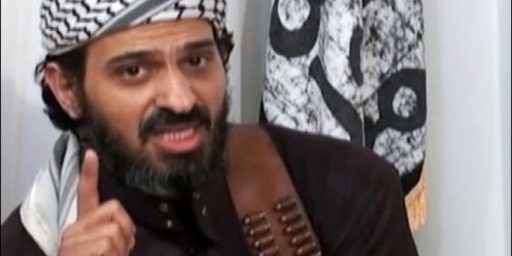 Yemen's al Qaeda No. 2 Still Dead