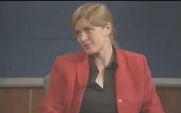 Samantha Power's 2002 Interview