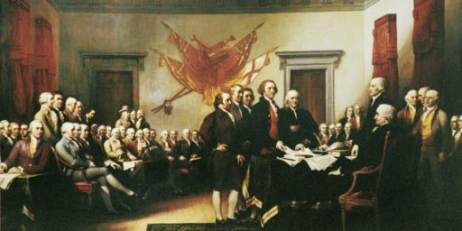 Reflections from the declaration of the