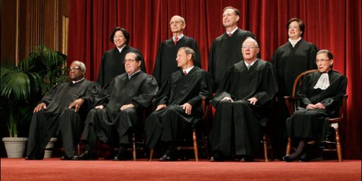 Supreme Court Justices Skeptical Of Non-Legislative Redistricting