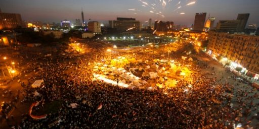Millions Of Egyptians Protest Morsi Regime As Military Sets Deadline For Action