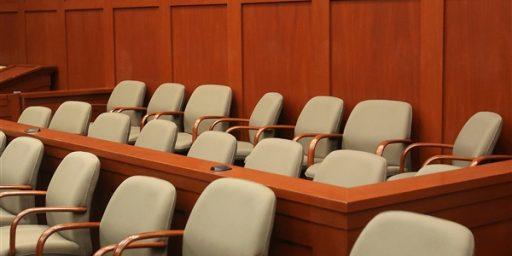 Should Juror's Identities Ever Be Kept Secret?