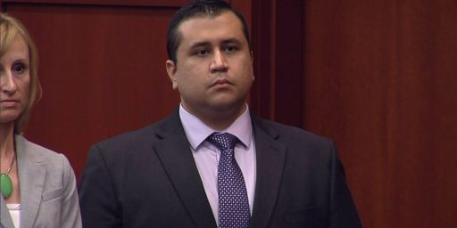 Civil Rights Charges Against George Zimmerman Would Be Completely Inappropriate