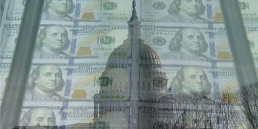 Republican Budget Hawks Have A Donald Trump Problem