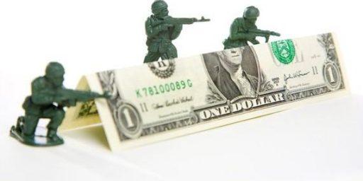 Furloughs Killing Productivity at Pentagon
