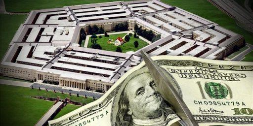 Pentagon May Cut Furlough Days