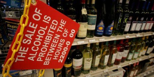 Navy Bans Early Morning Alcohol Sales