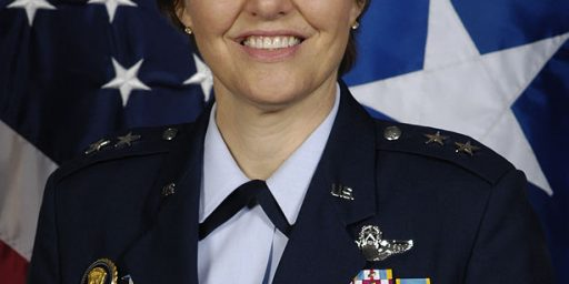 Air Force Academy Gets First Female Superintendent