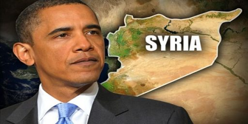 Numbers In House Continue To Trend Against Authorizing Syrian Military Strikes