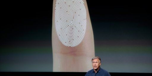 Apple's Fingerprint ID May Make It Easier For Cops To Search Your Phone