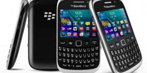 Blackberry CEO: The Government Should Force Companies To Make Apps For Blackberry Phones