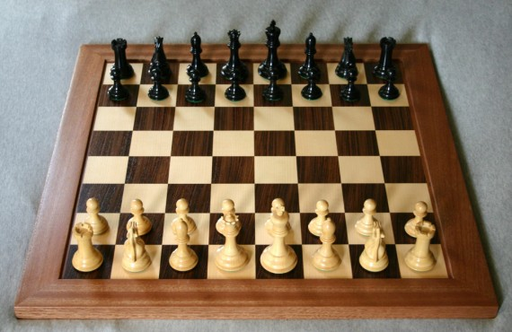 Chess Board Opening