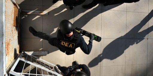 Drug War Using American Phone Records More Than Terror War