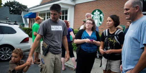 Starbucks CEO: No Guns In Our Stores, Please
