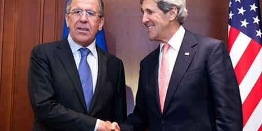 Outline of Syria Chemical Weapons Deal Reached