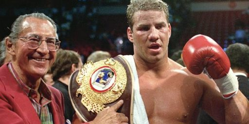 Tommy Morrison, Former Heavyweight Champ, Dead at 44
