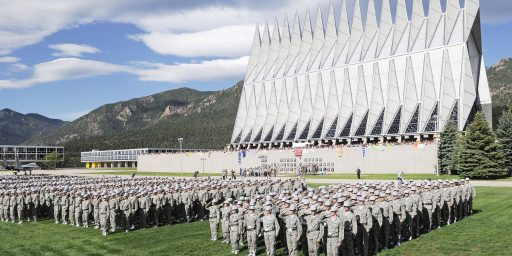 Shutdown Leads To Toilet Paper Shortage At Air Force Academy