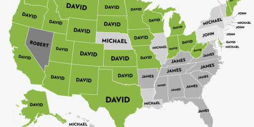 Boys Names 1960-2012